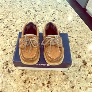 Toddler Size 7 Sperry